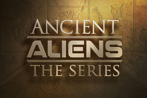 """UK Fixer recent work on HISTORY CHANNEL """"Ancient Aliens"""""""