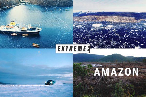 UK Fixer recent work on Extreme E