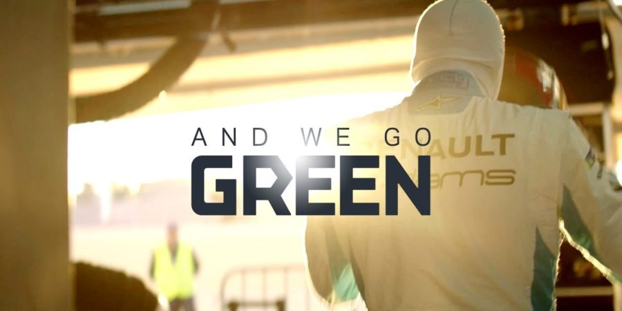 "FORMULA E RACING ""And We Go Green"""