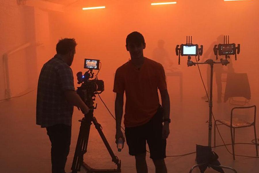 UK Fixer affordable service production shooting London Dalston Pier studios