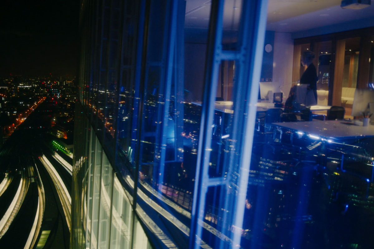 UK Fixer July Update Night view of London from The Shard Location
